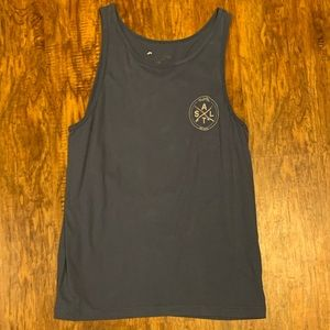 Salt Life Tops - Blue Salt Life tank